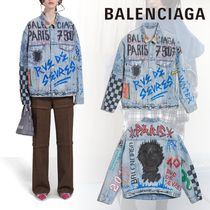 BALENCIAGA Medium Jackets
