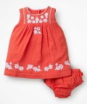 Boden Co-ord Baby Girl Dresses & Rompers