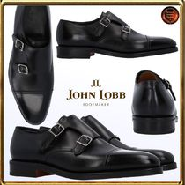 John Lobb WILLIAM Plain Leather Oxfords