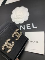 CHANEL Studded Fine