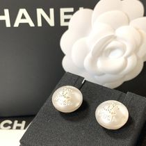 CHANEL Studded With Jewels Elegant Style Fine