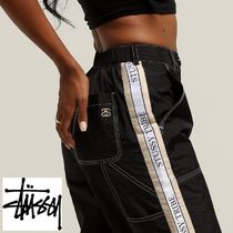 STUSSY Casual Style Pants