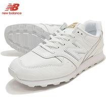 New Balance 996 Leather Low-Top Sneakers