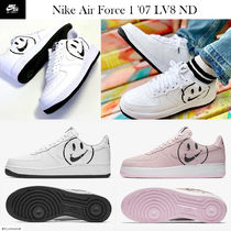 Nike AIR FORCE 1 Street Style Sneakers