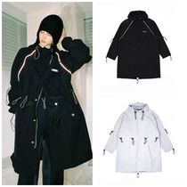 ANOTHERYOUTH Unisex Street Style Coats