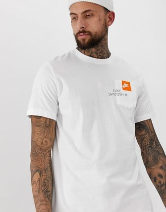Nike More T-Shirts Street Style Short Sleeves T-Shirts 3