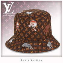 Louis Vuitton Unisex Hats & Hair Accessories