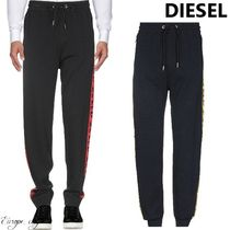 DIESEL Tapered Pants Street Style Tapered Pants