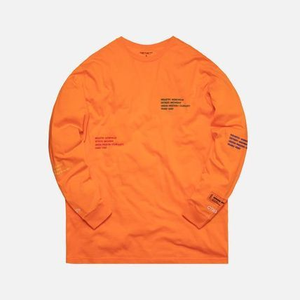 Heron Preston More T-Shirts Camouflage Unisex Street Style Collaboration T-Shirts 4