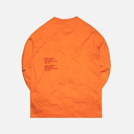 Heron Preston More T-Shirts Camouflage Unisex Street Style Collaboration T-Shirts 5