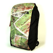 THE NORTH FACE Unisex Bag in Bag Plain PVC Clothing Backpacks