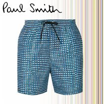 Paul Smith Other Check Patterns Beachwear