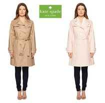 kate spade new york Trench Coats