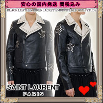 Saint Laurent Biker Jackets