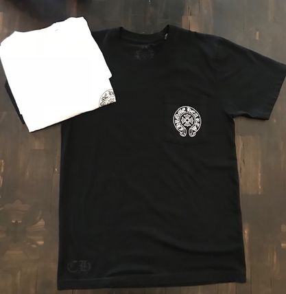 CHROME HEARTS More T-Shirts Street Style T-Shirts 3