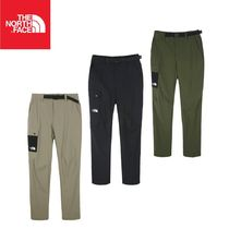THE NORTH FACE Street Style Bi-color Cargo Pants