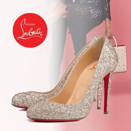 ed26b32b3891 ... Christian Louboutin Stiletto Plain Toe Pin Heels Stiletto Pumps   Mules  ...