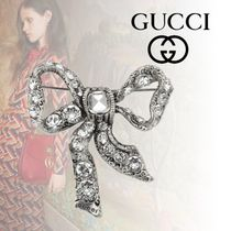GUCCI Costume Jewelry Party Style Platinum Party Jewelry