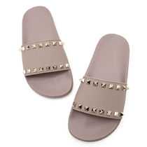 VALENTINO Shower Shoes Flat Sandals