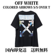 Off-White Crew Neck Pullovers Monogram Unisex Street Style Cotton