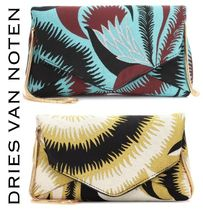 Dries Van Noten Tropical Patterns Collaboration 2WAY Bi-color Party Style