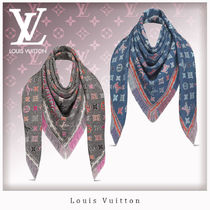 Louis Vuitton Monogram Wool Fringes Accessories