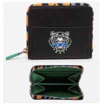 KENZO Unisex Coin Cases
