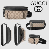 GUCCI Canvas 2WAY Bags