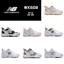 New Balance Unisex Street Style Bi-color Sneakers