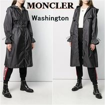 MONCLER Long Oversized Coats