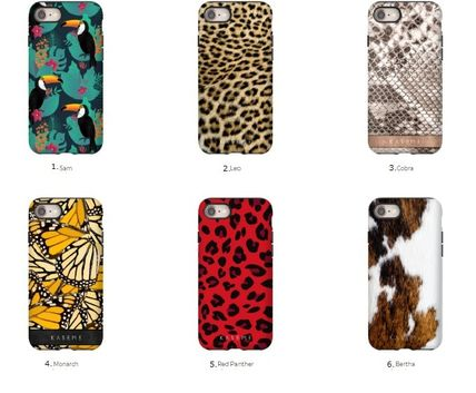 Leopard Patterns Unisex Python iPhone 8 iPhone 8 Plus