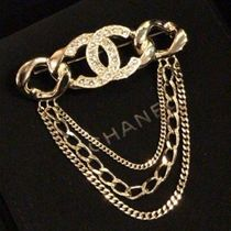 CHANEL Elegant Style Party Jewelry
