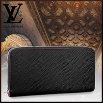 Louis Vuitton EPI Leather Long Wallets