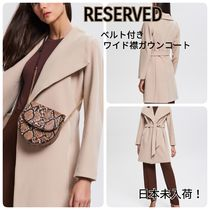 RESERVED Medium Wrap Coats