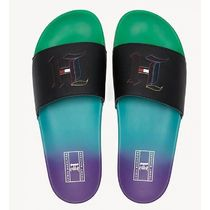 Tommy Hilfiger Collaboration Shower Shoes Shower Sandals