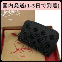 Christian Louboutin Panettone  Unisex Coin Cases