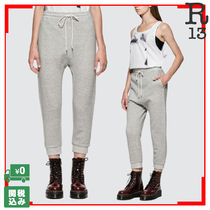 R13 Casual Style Sweat Sweatpants