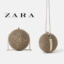 ZARA Chain Plain Party Bags