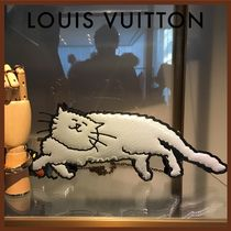 Louis Vuitton Casual Style Leather Clutches