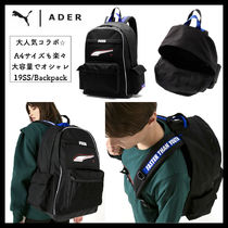 ADERERROR Casual Style Unisex Street Style Collaboration A4 Plain