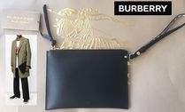 Burberry Collaboration Clutches