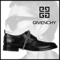 GIVENCHY Plain Toe Loafers Plain Leather Home Party Ideas