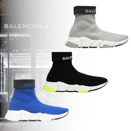 balenciaga low top speed trainers