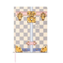 Louis Vuitton DAMIER AZUR Notebooks