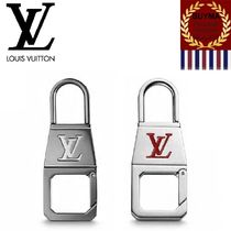 Louis Vuitton Unisex Plain Keychains & Holders