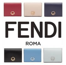 FENDI Collaboration Folding Wallets