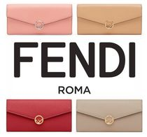 FENDI Collaboration Long Wallets