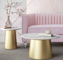 Blended Fabrics Table & Chair