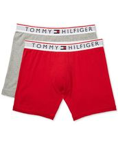 Tommy Hilfiger Street Style Plain Cotton Logo Briefs