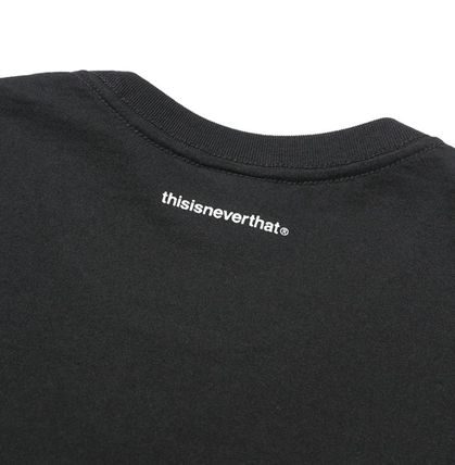 thisisneverthat More T-Shirts Unisex Street Style Cotton T-Shirts 4